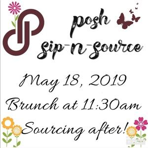 Posh N Sip Other - Sat 5/18 NEW!!  CANCELLED THIS MONTH!!